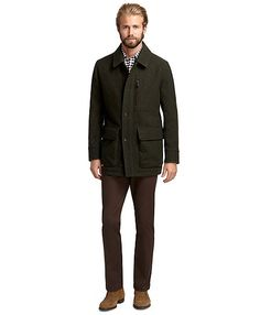 Brandon Country Coat - Brooks Brothers