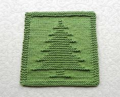 CHRISTMAS TREE dishcloth / wash cloth / hostess gift ~ 100% cotton. Unique hand knit design in Sage Green.  You wont find this particular design anywhere but Aunt Susans Closet. I personally designed and hand knitted this pretty, rustic Pine Tree cloth using quality 100% USA grown cotton yarn. ITEM DESCRIPTION: -- Color: Sage Green -- Size: Approx. 8 x 8 -- Design: Spruce Tree, Pine Tree, Christmas Tree -- Material: 100% cotton grown in USA -- Care: Machine wash and dry - Detailed care…