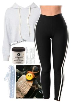 """."" by renipooh ❤ liked on Polyvore featuring Monrow and Puma"