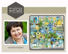 Win $10 to Chelle's Creations store, The Daily Digi feature!