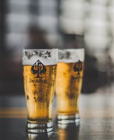 The special at Devil's Peak Brewery means you can enjoy a draught beer, cheeseburger and fries for Pubs And Restaurants, Cape Town South Africa, Tap Room, Brewing Company, Pint Glass, Brewery, Salt, River, Salts
