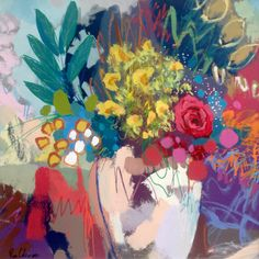 Flower Art, My Arts, Florals, Archive, Paintings, Inspiration, Collection, Ideas, Flowers