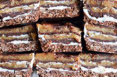 No-Bake Amazing Everything Bars (Vegan, Gluten-Free & Sugar-Free) - The Colorful Kitchen