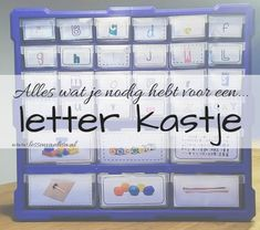 Lessen van Lisa - Taal Alphabet Activities, Activities For Kids, Letter W, Becoming A Teacher, Preschool At Home, Child Development, Mood Boards, Spelling, Homeschool