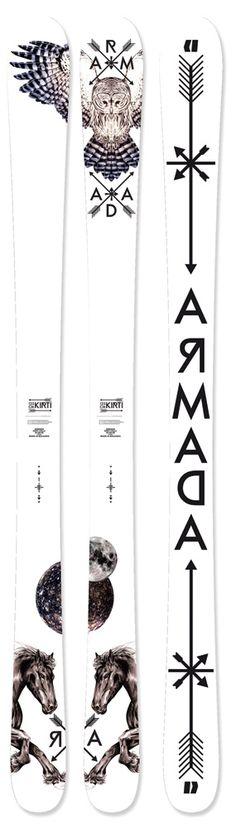 Armada skis r trash Ski Et Snowboard, Snowboarding Gear, Ski Gear, I Love Winter, Winter Fun, Armada Skis, Ski Bunnies, Ski Racing, Snow Fun