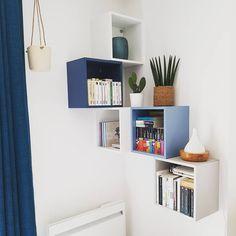 Ikea Eket - All For Decorations Ikea Living Room, Ikea Bedroom, Home Room Design, Home Office Design, Decor Room, Bedroom Decor, Home Decor, Ikea Eket, Ikea Malm