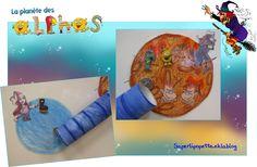 Rituel pour libérer un Alpha Busy Bags, Ms Gs, Alphabet, Coding, Blog, Art, Montessori, Cycle 2, School