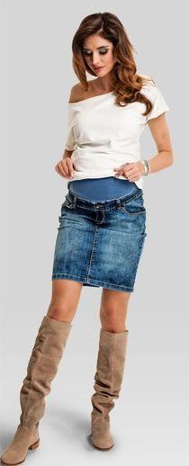 Юбки для беременных фотогалерея фото