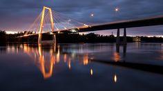 Umeå by night