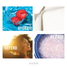 Complete your hydration routine with AVON's Anew Hydra Fusion In-Shower Mask. This mask will lock in moisture for an instant and long-lasting hydration. Chi Hair Products, Avon Products, Hair Essentials, Avon Online, Morning Ritual, Avon Representative, Tinted Moisturizer, Facial Masks, Smooth Skin