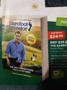 Barefoot Investor, Money Week, Investors, This Book, Author, Gift Ideas, Books, Libros, Book