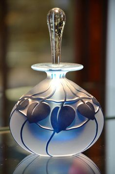 Blue Ivy Perfume Bottle