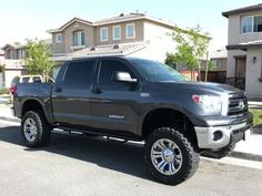 The 2016 Toyota Tundra is the featured model. The 2016 Toyota Tundra lifted image is added in the car pictures category by the author on Mar Suv Trucks, Suv Cars, Toyota Trucks, Diesel Trucks, Lifted Trucks, Cool Trucks, Toyota Tundra Lifted, 2012 Toyota Tundra, 2013 Tundra