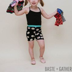 Printable Kids Shorts Patterns | AllFreeSewing.com