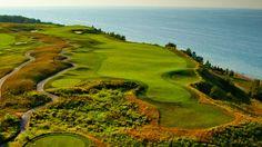 The Links Golf Course | Bay Harbor Golf Club, Michigan | BOYNE