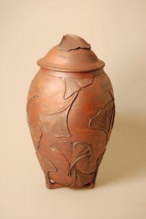 Symbols Of Strength, Dog Died, Cremation Ashes, Simple Elegance, Hand Carved, Carving, Bronze, Leaves, Ceramics