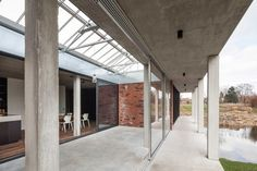 Compagnie-O Architects, Tim Van de Velde · House Machelen
