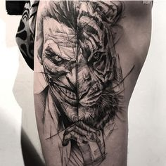 Tattoo by BK tattooer