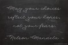 -Nelson Mandela