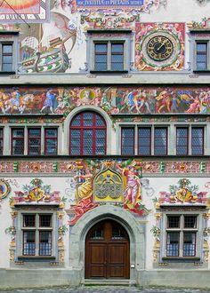Old Town Hall - Lindau - Germany