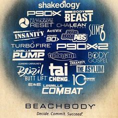 Join my Team Beachbody for FREE and get fitness and nutrition tips and support… Best Home Workout Program, Workout Programs, At Home Workouts, P90x, 21 Day Fix, Beachbody Shakeology, Team Beachbody Coach, Beach Body Challenge, Challenge Group