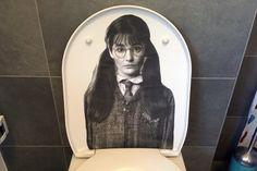 Geburtstag Harry Potter Deko maulende Myrte