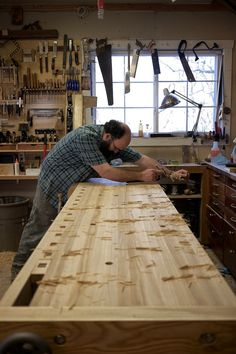 Benchcrafted: After Seven Years, I Flatten My Bench