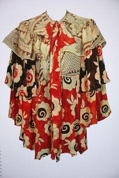 Ossie Clark W/ Celia Birtwell Seventies Fashion, 70s Fashion, Fashion History, Vintage Fashion, Fashion Rocks, Woman Fashion, Vintage Outfits, Vintage Clothing, Size Clothing