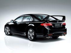 Mugen Honda Accord Type-S Sedan (CU) '2011–15