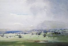 "Saatchi Art Artist Chris Robinson; , ""The Chilterns 3"" #art"