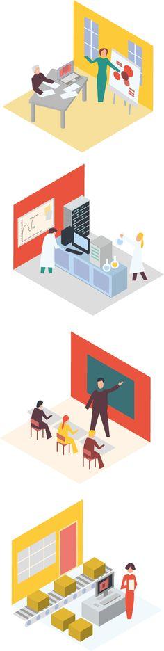 Infographie Gerontopôle #studioWQ #studiodoublevecu #graphisme #graphicdesign #infographie #infographics #graphiste #lorient #graphistelorient