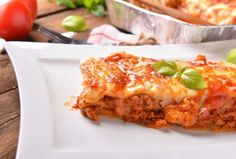 Pravé talianske lasagne