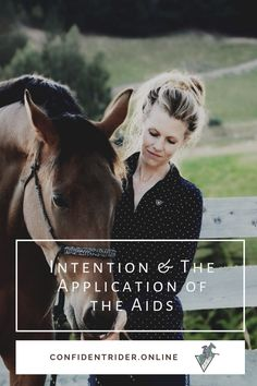 The application of the aids does not begin with the physical; it begins with thought and intention >> Confident Rider - mindset, movement and nervous system awareness for equestrians Horse Riding Tips, My Horse, Horses, Horseback Riding Lessons, Emotional Resilience, Training Tips, Nervous System, Confident, Equestrian