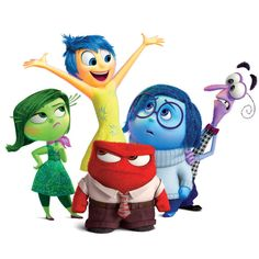 How Pixar Picked the 5 Core Emotions of Inside Out's Star   WIRED http://www.wired.com/2015/06/pixar-inside-out/?utm_content=bufferaa61d&utm_medium=social&utm_source=pinterest.com&utm_campaign=buffer