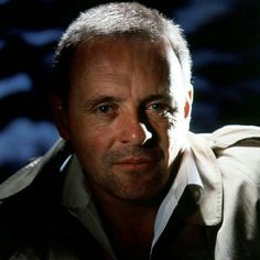 The one and only Anthony Hopkins