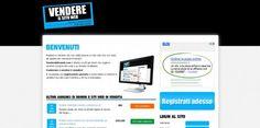 Hai un sito web o dominio da vendere?