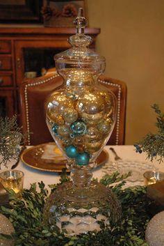 Gold Christmas Decoration Ideas | Christmas Celebrations