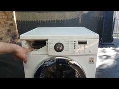 Mosógép mosószer fiók tisztítása - YouTube Washing Machine, Life Hacks, Household, Home Appliances, Cleaning, Creative, House Appliances, Appliances, Home Cleaning