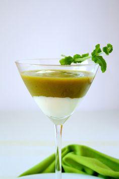 Tengo un horno y sé cómo usarlo | Recetas & fotos | Cocina paso a paso| Food | Spanish | Recipes: Crema de espárragos verdes - Green asparagus soup