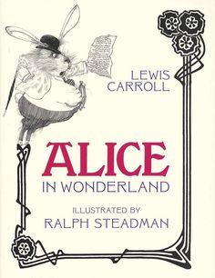 Ralph Steadman's Alice