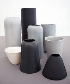 ALEXA LIXFELD Porcelain Vessels
