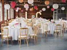 Image By Depict Photography - An Elegant Contemporary Wedding At Loft Studios In West London http://www.rockmywedding.co.uk/pink-white-and-full-of-light/