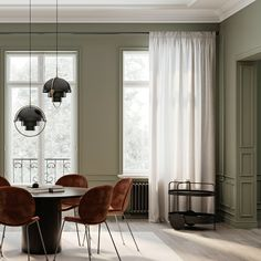 From ordinary to extraordinary, simple skirting boards and dado rails are an effective way to transform any space. Nordic Interior, Interior Design, Dado Rail, Panel Moulding, Skirting Boards, Ceiling Rose, Nordic Design, 2nd Floor, Wall Decor