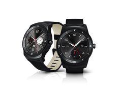 LG G Watch R: Erste Android-Uhr mit rundem Plastic OLED Display - DesignNerd