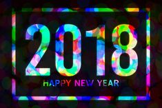 Famous New Year 2018 Image