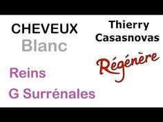 Cheveux blanc : Les Plantes a Prendre , pour les Reins & Glandes Surrénales ) - YouTube