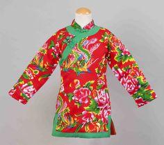 Big Flower Padded Jacket US$55.95