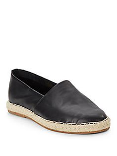 Saks Fifth Avenue BLUE - Bree Leather Espadrilles