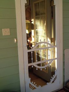 refurbished screen door