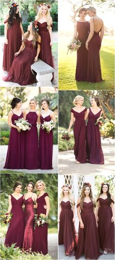 Bridesmaid dresses. Pick a best suited bridesmaid dress for the wedding. You must take into account the dresses which would flatter your bridesmaids, at the same time, match your wedding ceremony theme.